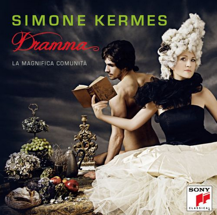 "Simone Kermes ""Dramma"" (Sony Classical)"