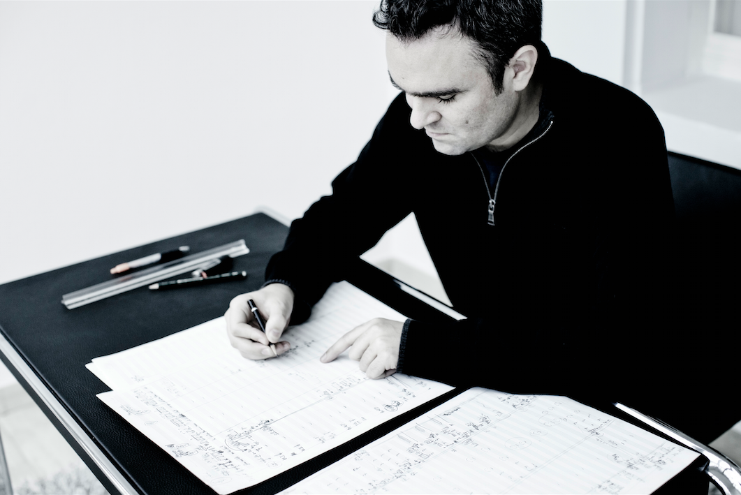 Jörg Widmann (Foto: Marco Borggreve)
