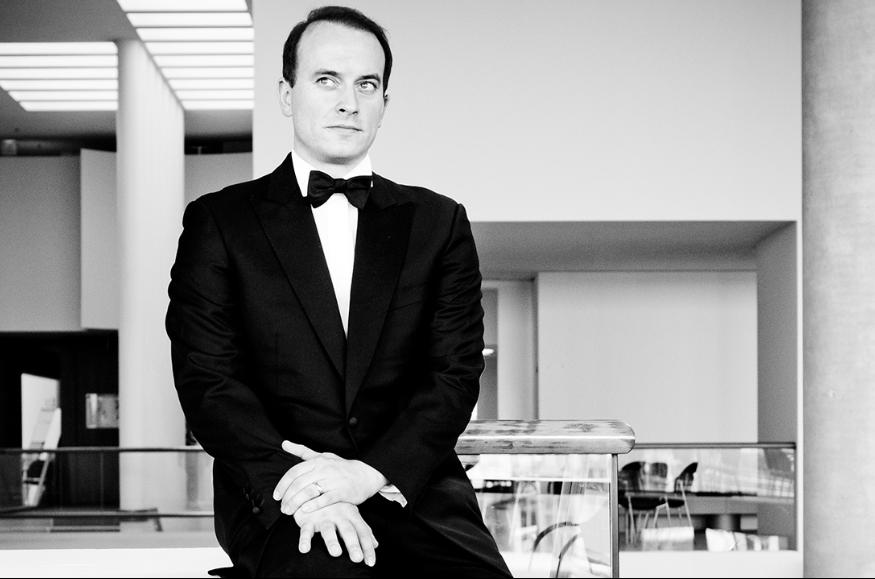 Daniel Behle (Foto: Marco Borggreve)