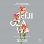 Maurice Ravel Orchestra Works Boston Symphony Orchestra Seiji Osawa Pentatone