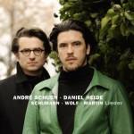 Andrè Schuen (Tenor), Daniel Heide (Klavier) Liederrecital Avi Music