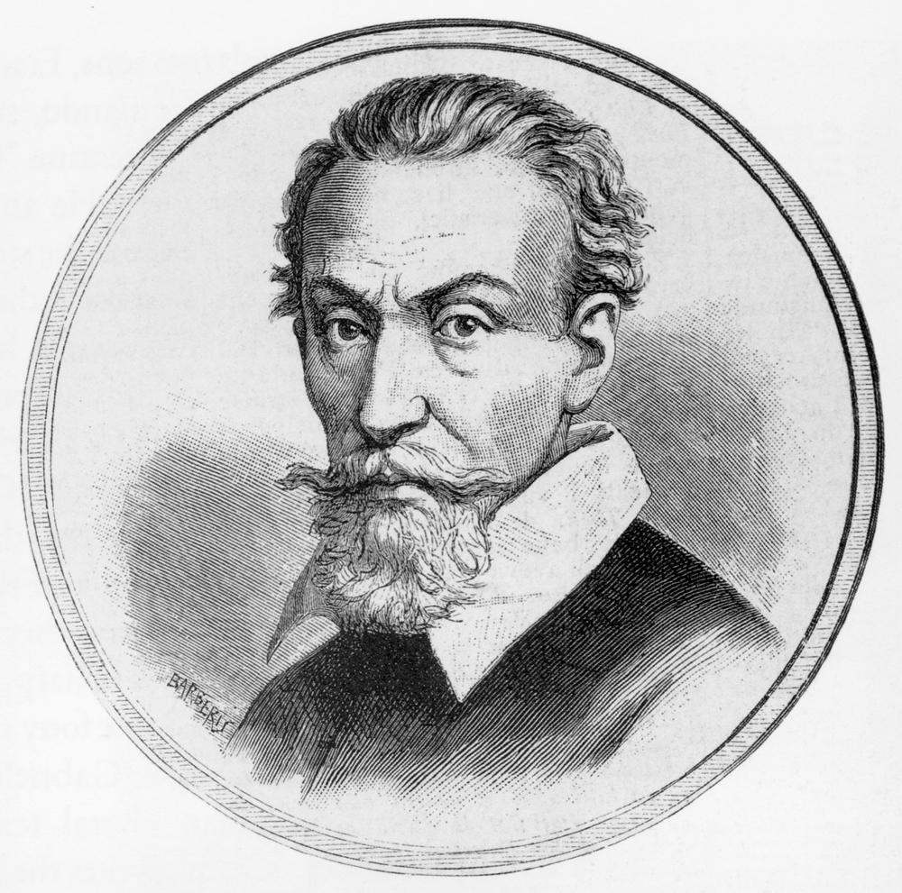 Der Komponist Claudio Monteverdi.
