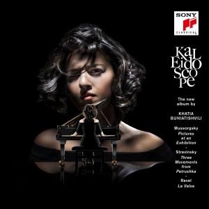 Khatia Buniatishvili Kaleidoscope Sony Classical, € 18